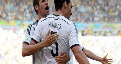 Bóng đá Đức 14/6: Mueller và Hummels trở lại tuyển Đức