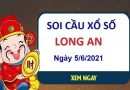 Soi cầu XSLA ngày 5/6/2021 chốt lô số đẹp đài Long An thứ 7 hôm nay