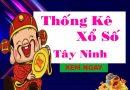 Thống kê XSTN 3/6/2021, thống kê xs Tây Ninh