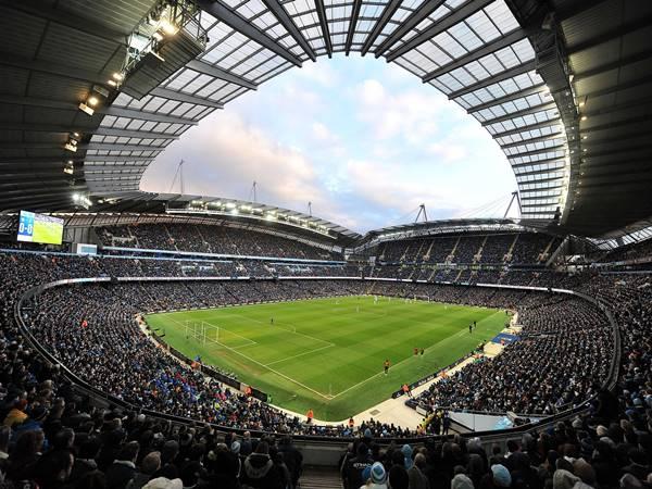 Sân Etihad - Sân nhà của câu lạc bộ bóng đá Manchester City