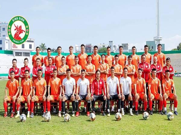 Câu lạc bộ bóng đá Bình Định - Thông tin về đội bóng Bình Định