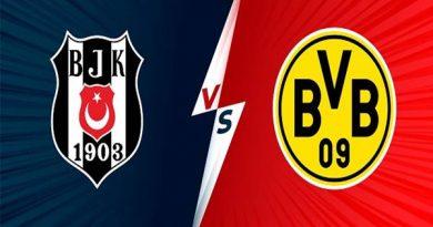 Soi kèo Châu Á Besiktas vs Dortmund 23h45 ngày 15/09/2021
