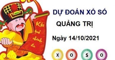 Dự đoán xổ số Quảng Trị ngày 14/10/2021 hôm nay thứ 5