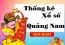 Thống kê xổ số Quảng Nam 19/10/2021 thứ 3 chi tiết nhất